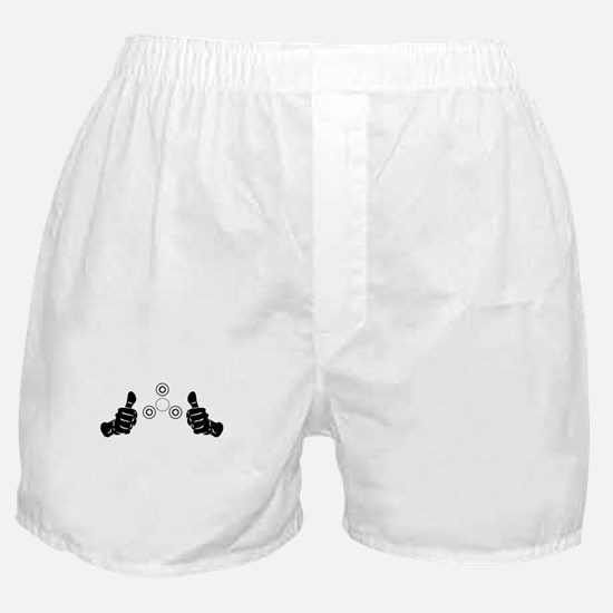 Cute Survived Boxer Shorts