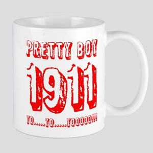 Pretty Boy 1911 Mug