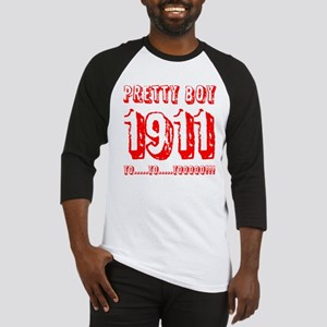 Pretty Boy 1911 Baseball Jersey