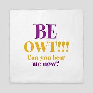 BE OWT!!! Queen Duvet