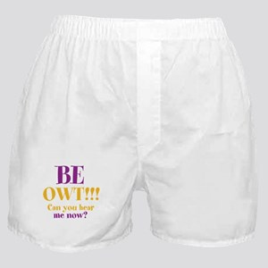 BE OWT!!! Boxer Shorts