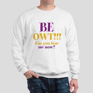 BE OWT!!! Sweatshirt