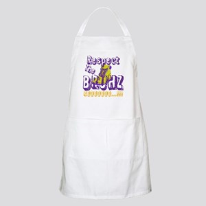 Respect the Bruhz Apron