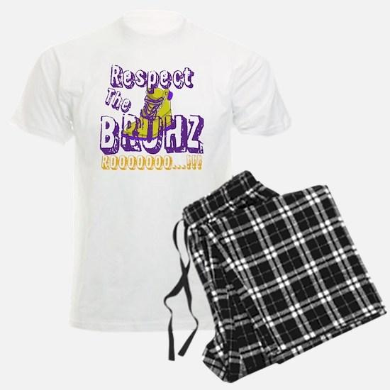 Respect the Bruhz Pajamas