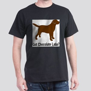 Got Chocolate Labs II T-Shirt