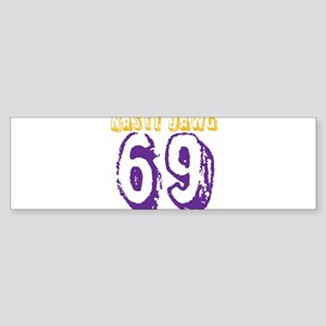Nasty Dawg Sticker (Bumper)
