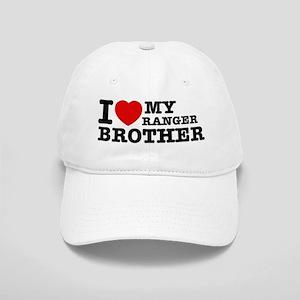 I love My Ranger Brother Cap