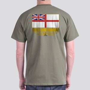 """Rule Britannia"" Dark T-Shirt"