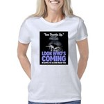 Look Whos Coming in April Women's Classic T-Shirt