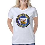 uss henry m. jackson patch Women's Classic T-Shirt