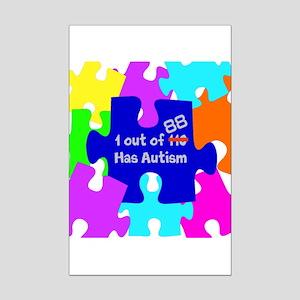 autismawareness2012 Mini Poster Print