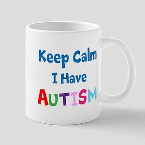 Autismawareness2012 Keep Calm Mug