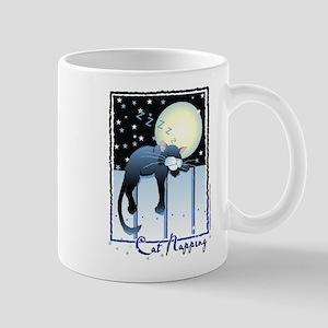 Cat Napping Mug