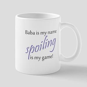 Baba Purple Mugs
