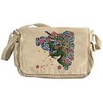 Houou sakura Messenger Bag