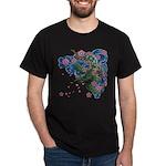 Houou sakura Dark T-Shirt