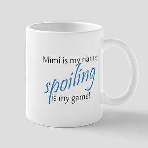 Mimi Blue Mugs