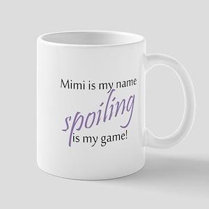 Mimi Purple Mugs