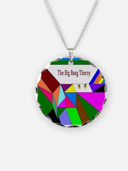 Big Bang Theory Necklace