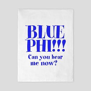 BLUE PHI Twin Duvet