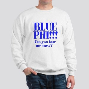 BLUE PHI Sweatshirt