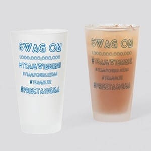 Phi Beta Sigma Swag Drinking Glass
