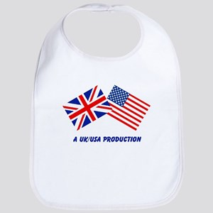 A UK/USA Production Bib