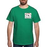 Academy of Immortal Palm Dark T-Shirt