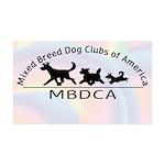Mixed Breed Dog Club of Ameri 38.5 x 24.5 Wall Pee