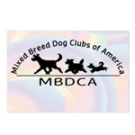Mixed Breed Dog Club of Ameri Postcards (Package o