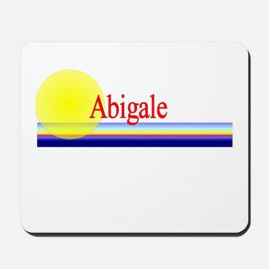 Abigale Mousepad