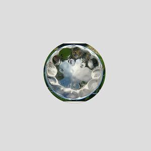 Steel drum C lead Pan Mini Button