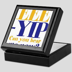 EEE-YIP Keepsake Box