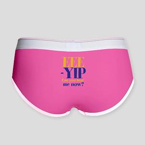 EEE-YIP Women's Boy Brief