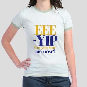 EEE-YIP Jr. Ringer T-Shirt