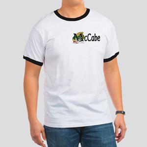 McCabe Celtic Dragon Ringer T