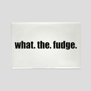 Fudge Rectangle Magnet