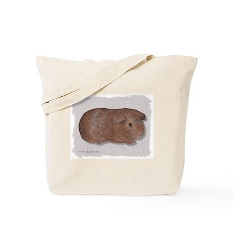 """Americans"" Guinea Pig Tote Bag"