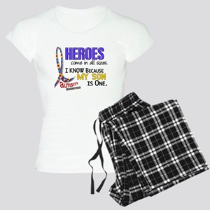 Heroes All Sizes Autism Women's Light Pajamas
