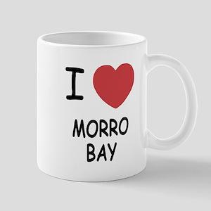 I heart morro bay Mug