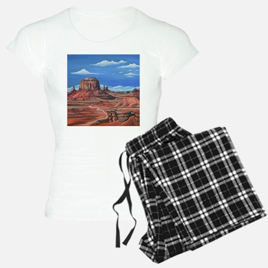 Monument Valley (John Ford point) Pajamas