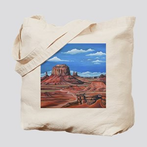 Monument Valley (John Ford point) Tote Bag