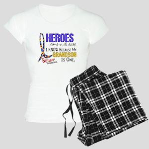 Heroes All Sizes Autism Women's Light Pajamas