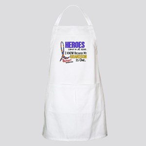 Heroes All Sizes Autism Apron