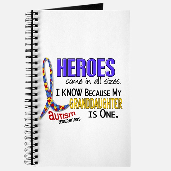 Heroes All Sizes Autism Journal