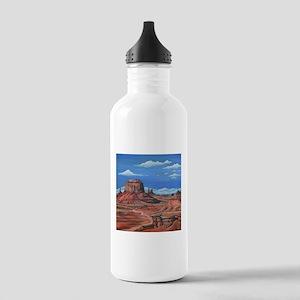 Monument Valley (John Stainless Water Bottle 1.0L