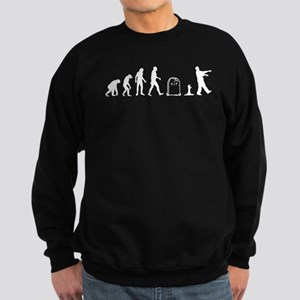 Zombie Evolution Sweatshirt (dark)