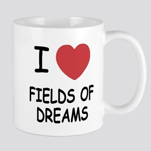 I heart fields of dreams Mug