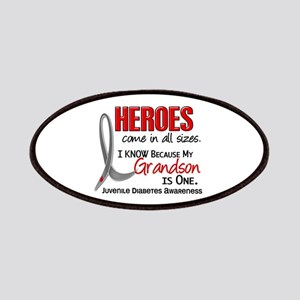 Heroes All Sizes Juv Diabetes Patches