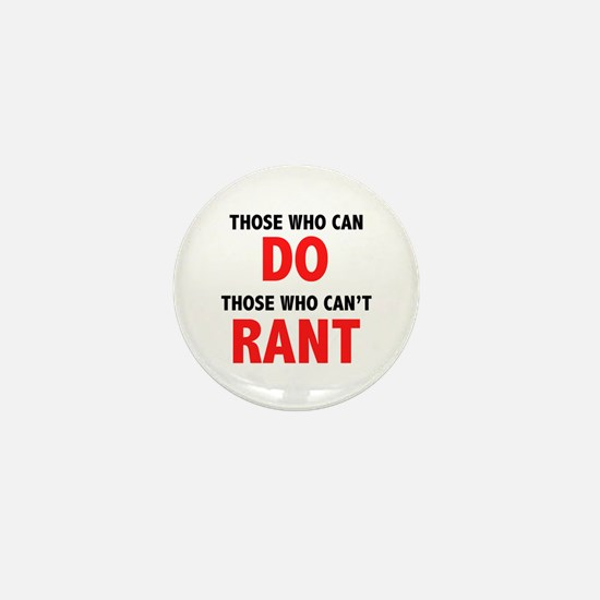 Those Who Can, Do Mini Button